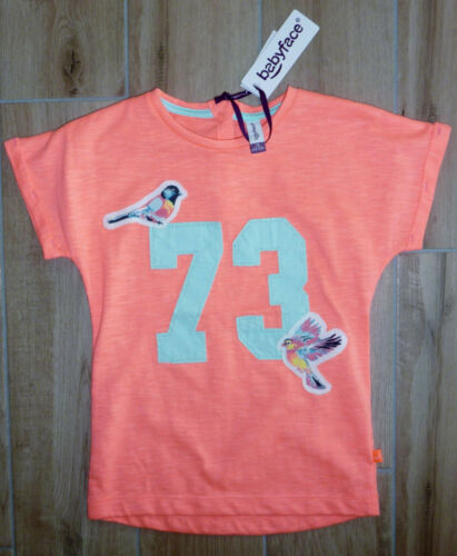 Babyface T-Shirt Gr 92 oder 98 Top flour orange statt 22,95€ /%/%/%