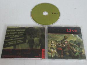 Live-Throwing-Copper-Radioactive-rard-10997-CD-Album