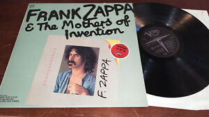 FRANK-ZAPPA-amp-THE-MOTHERS-OF-INVENTION-TRANSPARENCY-VERVE-UK-1975-VINYL-LP