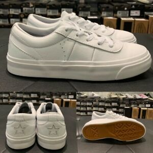 45f224b7f661 Converse One Star CC Pro Leather OX 159596 White Size 3-12 Limited ...