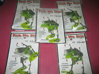 Fred Schubert Fish Me Jigs (fishing Jigs)different Sizes/bass/pike/worm/lead