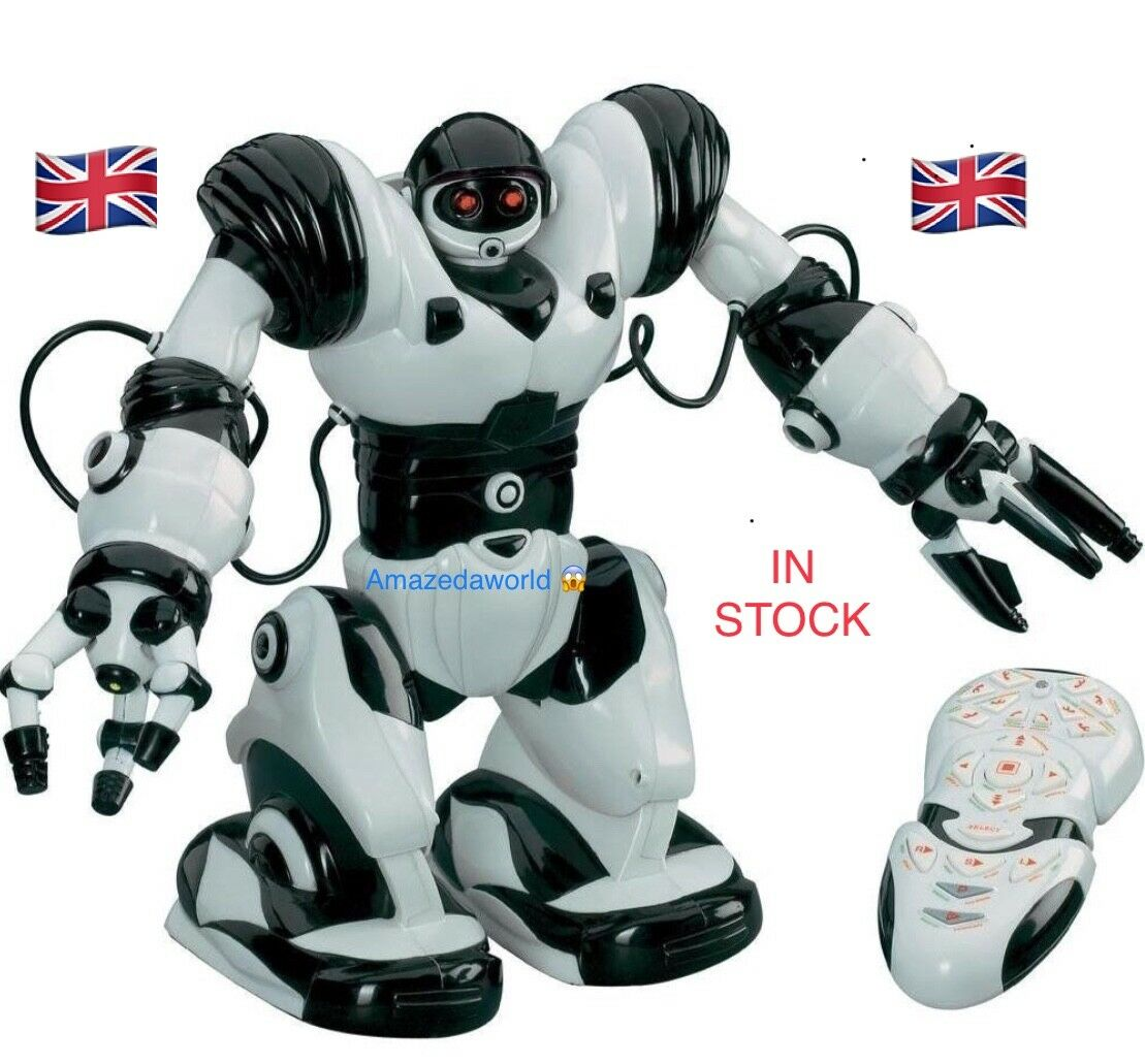RoboActor Interactive fully Programmed robot dancing,walking   Xmas gift kids