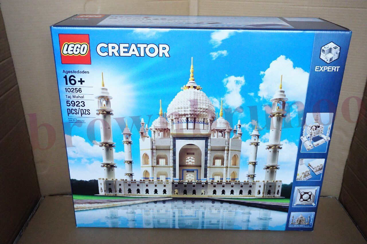 LEGO Creator 10256 Taj Mahal 5923 Pieces NEW SEALED