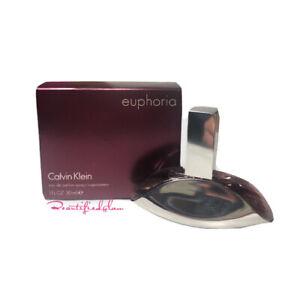 EUPHORIA by CK Calvin Klein EDP Spray for Women 1oz/30ml, New with Box