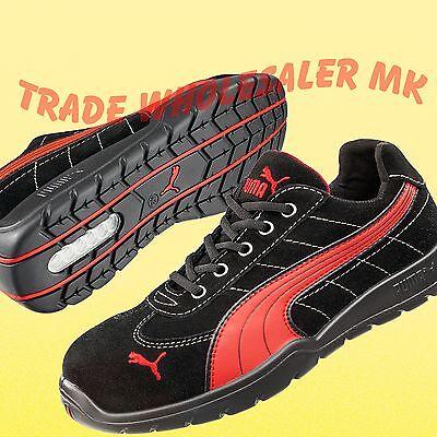 puma silverstone safety shoe - 60% OFF