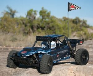 Details about HUGE 1/5th RAMPAGE CHIMERA Gas Powered RC SAND RAIL 4X4 RTR  w/Aluminum Shocks