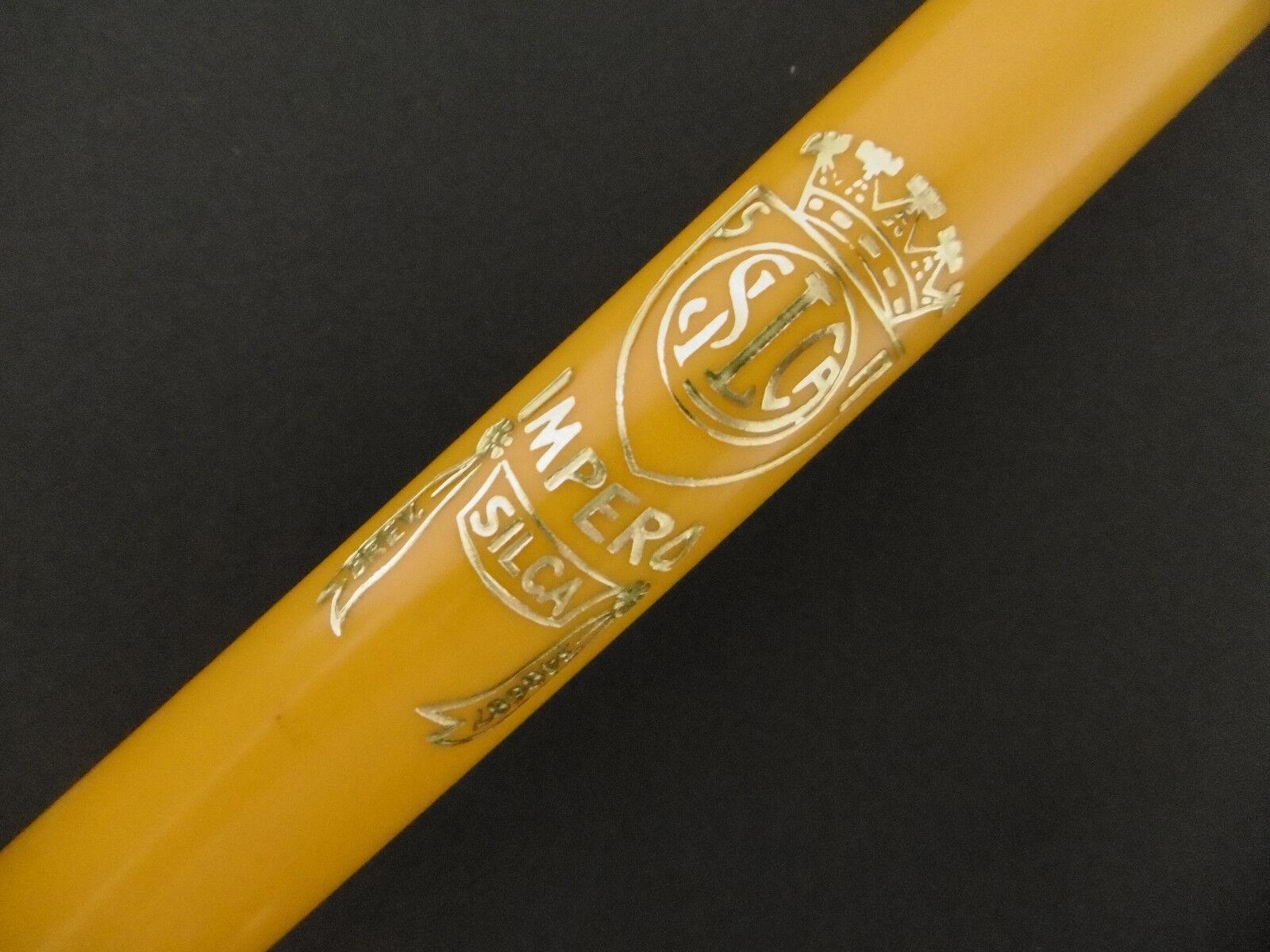 Pump Silca Impero Brevettato strada bicicletta bicicletta gituttio nuovo presta dunlop 590mm