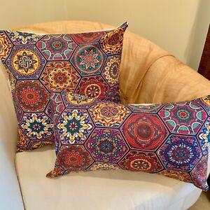 Moroccan Style Multi Coloured