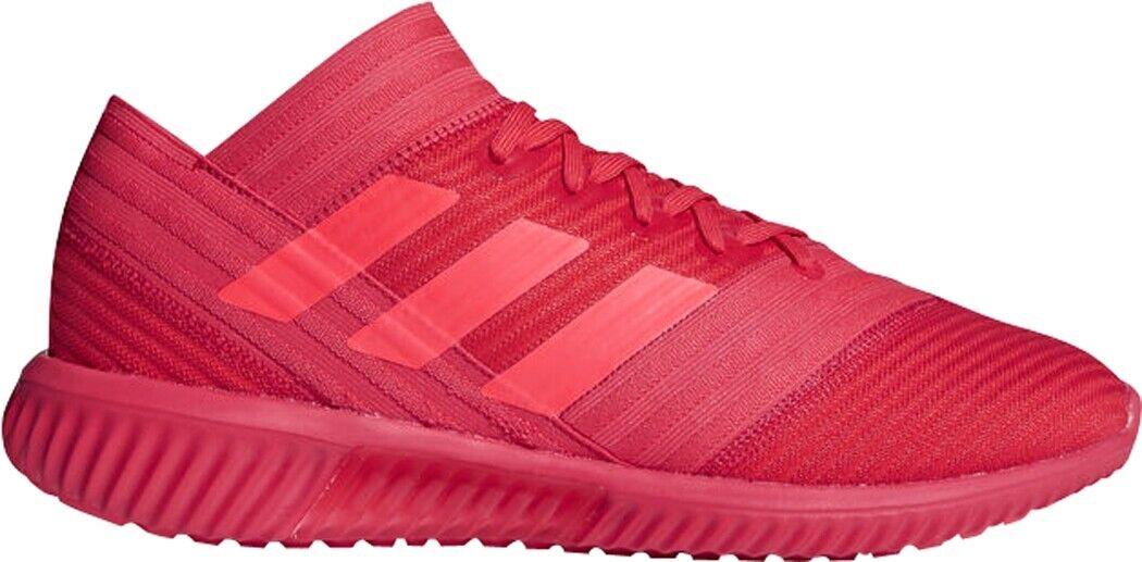 Adidas nemeziz Tango 17.1 para Hombres Entrenadores De Fútbol-Rojo