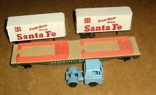 InterMountain Trainworx HO TW80225 Santa Fe Corrugated Trailer