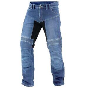 Herren Motorrad Jeans Denim Motorradhose Denim Motorrad Jeans hose Gr 40