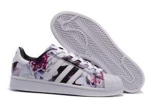 Adidas SUPERSTAR Lotus Flowers Limited