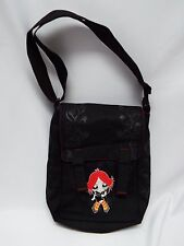 Ruby Gloom Crossbody Book Messenger Shoulder Bag Martin Hsu Official #A2156