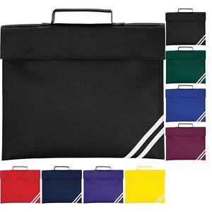 ee900c36a801 Image is loading Quadra-Classic-School-Document-Book-Bag