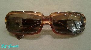 ALAIN-MIKLI-A0488-56-14-occhiale-sole-nuovo-originale-lenti-polarizzate-marrone