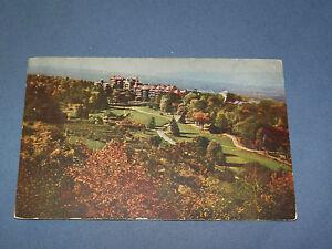 VINTAGE 1944 LAKE MOHONK MOUNTAIN HOUSE   NEW YORK  POSTCARD