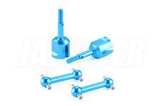 Jazrider Aluminum Universal Swing Shaft Set For Tamiya TT01/TT01E/TT02 NIP