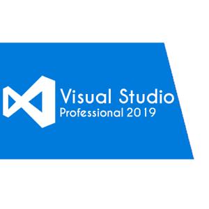 Neuf Microsoft Visual Studio Professional 2019 V .16 Télécharger + Lifetime License-afficher Le Titre D'origine