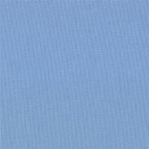 Blue,Purple Quilting... Sold Per 1//4 Metre Moda Fabric Bella Solids Periwinkle