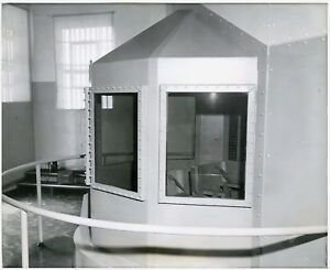 Details about 1940's Original Photo THE GAS CHAMBER Capital Punishment SAN  QUENTIN PRISON