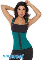 Women Thermic Vest Zipper Ultra Sweat 3 Times Sweat 3 More Colombian Made