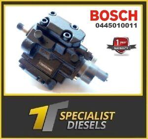 Land Rover Freelander 2.0 Td4 Reconditionné Bosch Diesel Pompe À Carburant 0445010011-afficher Le Titre D'origine