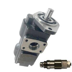 JCB Twin Hydraulic Pump - 20/911200, 20/903200 41/26 CC/Rev WITH...