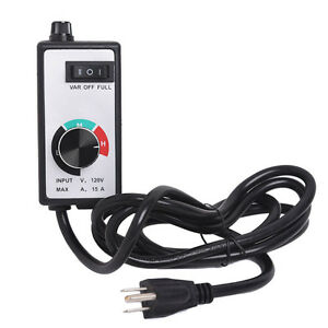 Newest for router fan variable speed controller electric for Variable speed ac motors