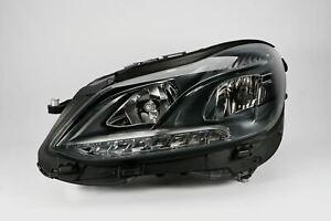 Mercedes-Benz-E-Class-W212-13-16-LED-DRL-Headlight-Headlamp-Left-Passenger-N-S