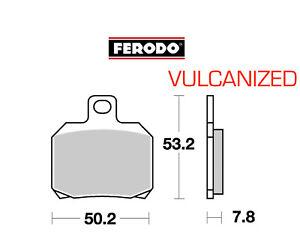 Fdb2074p Pastiglie Freno Posteriori Per Benelli Leoncino 500 2016 En Quantité LimitéE