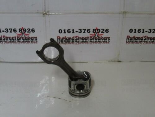 RING NOT INCLUDED PEUGEOT CITROEN 1.6 8V HDI 9HP DIESEL PISTON AND CONROD
