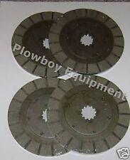 1975472c1 Brake Discs For Farmall Ih Tractor 1456 1466 1468 21456 12 Spl