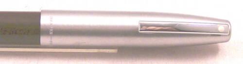 Sheaffer White Dot Fountain Pen-Brown