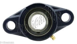 12mm Mounted Balls Bearing UCFL201+2 Bolts Flanged Ball