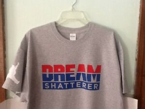 0e4213656 New Big Pun T shirt Dream Shatterer USA Retro Jordan Wu Tang Hip hop ...