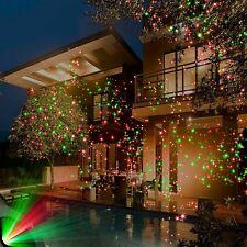 Outdoor Luci Cielo Stellato Proiettore glyby Impermeabile Paesaggio Luce per Natale