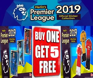 Topps-Merlin-Premier-League-Pegatinas-2019-compre-1-lleve-5-Gratis-171-310