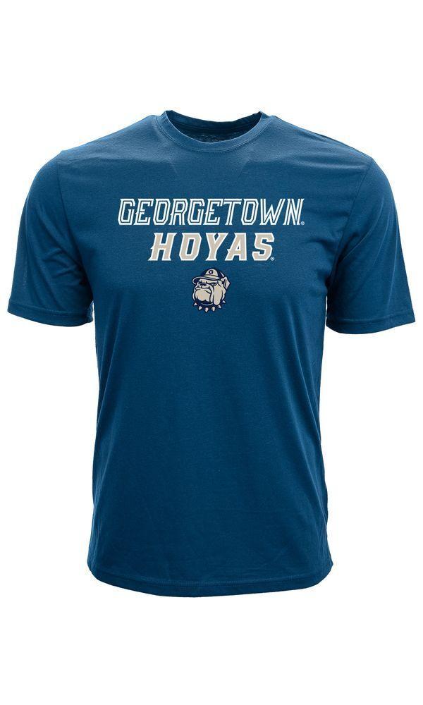 Levelwear NCAA GEORGETOWN GEORGETOWN GEORGETOWN HOYAS Tide Slant Route T-Shirt NEU OVP de777e