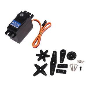Servo-Steering-Gear-90-Degree-PDI-5509MG-Servo-Steering-Gear-RC-Spare-Parts