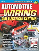 Automotive Wiring And Electrical Systems (workbench Series) By Tony Candela, (pa on sale