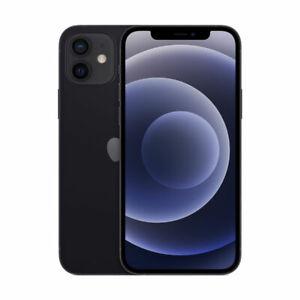 APPLE iPhone 12 128GB Nero 24 mesi garanzia Italia NO BRAND