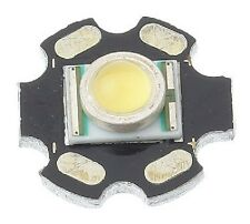 2.5W Cree XR-E 280LM 3000-3200K Warm White LED Emitter 3-3.6V / 700mA CHIP 38 A