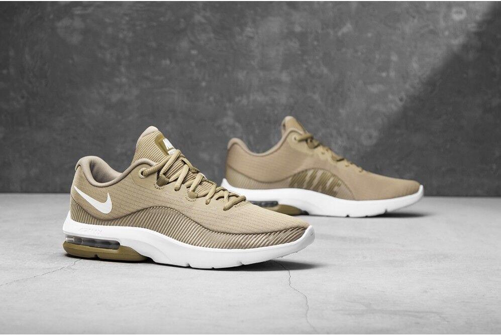 Nike beige air max vorteil 2 schuhe beige Nike / khaki aa7396-200 10. 5c8b3e