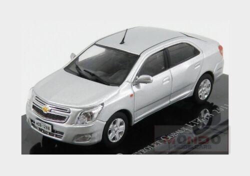 Chevrolet Prisma 2012 Silver EDICOLA 1:43 EDICHEV037