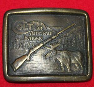Colt-Firearms-Belt-Buckle