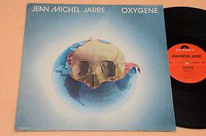 J-M-JARRE-LP-OXYGENE-ELECTRONIC-MUSIC-1-ST-GERMANY-1976-AUDIOFILI-TOP-EX