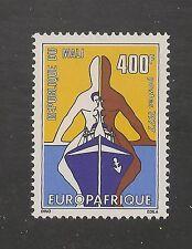 Mali #288 VF MNH - 1977 400fr EUROPAFRICA Symbolic Ship - SCV $2.50
