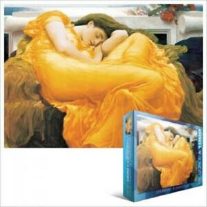 EG60003214 Eurographics Puzzle 1000 Piece Flaming June / Frederic Lord Leighton