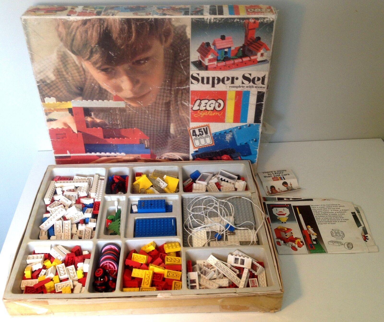 LEGO Universal Building Set Super Set (088)