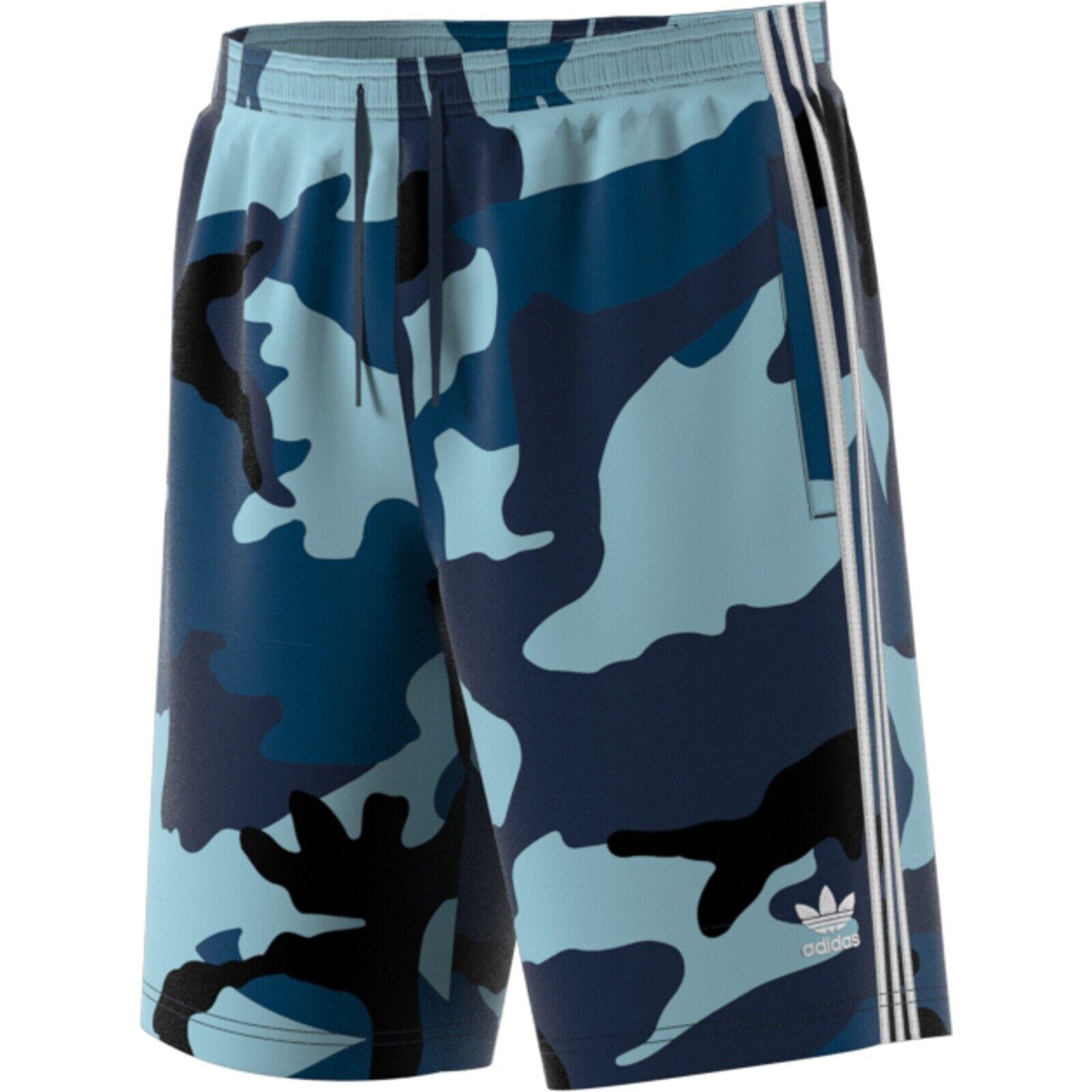 Adidas Mimetico Short Pantaloncini Uomo Multicolore Conavy 16242
